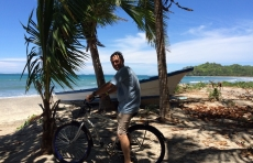 ride a bike in Costa Rica !